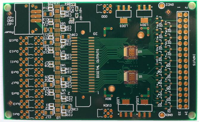 4 layers pcb 3mil 3mil ic pcb board circuit board printed circuit rh excellencepcb com Printed Wiring Board Standards Printed Board Cercut