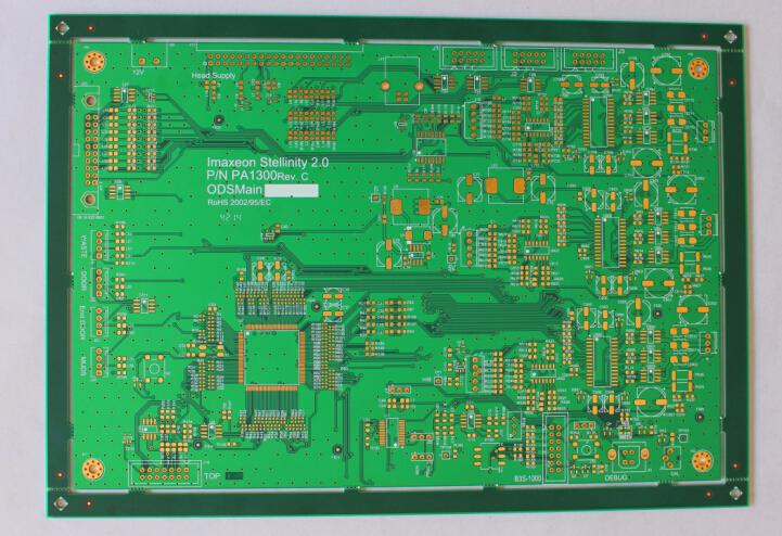 2 0mm 6 layers pcb enig pcb board circuit board printed circuit rh excellencepcb com