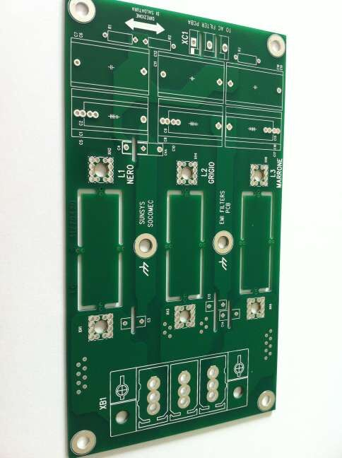 PCB Thickness: 1.6mm.